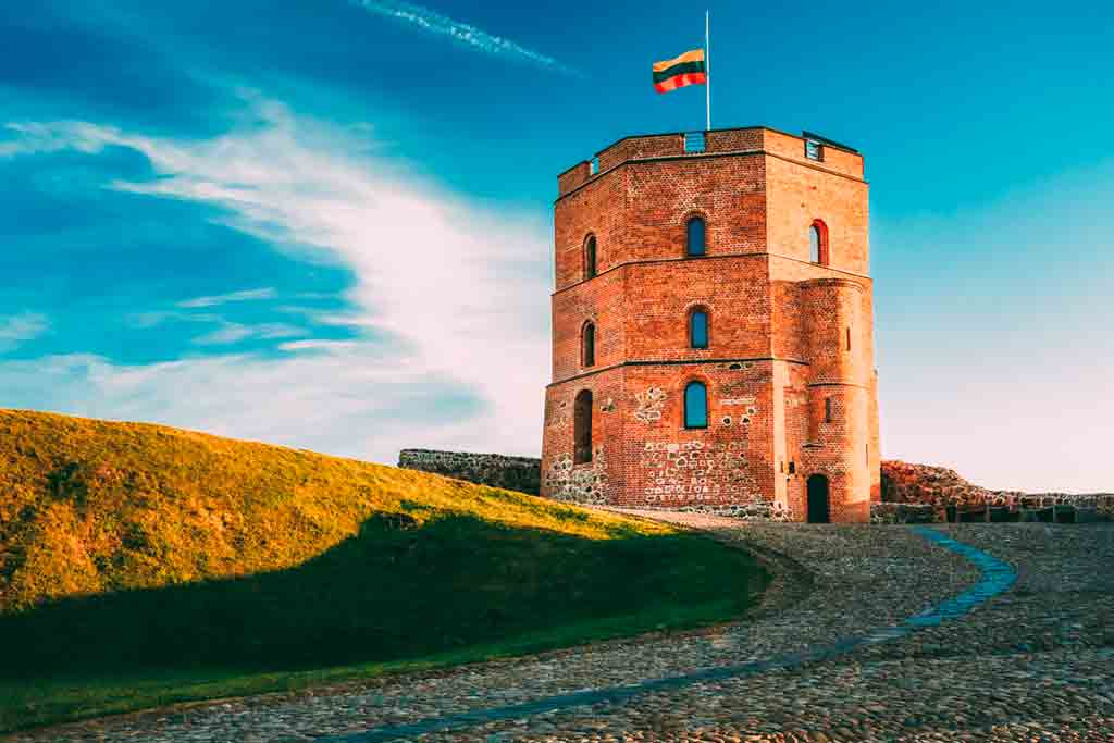Castles in Lithuania-Vilnius-Castle