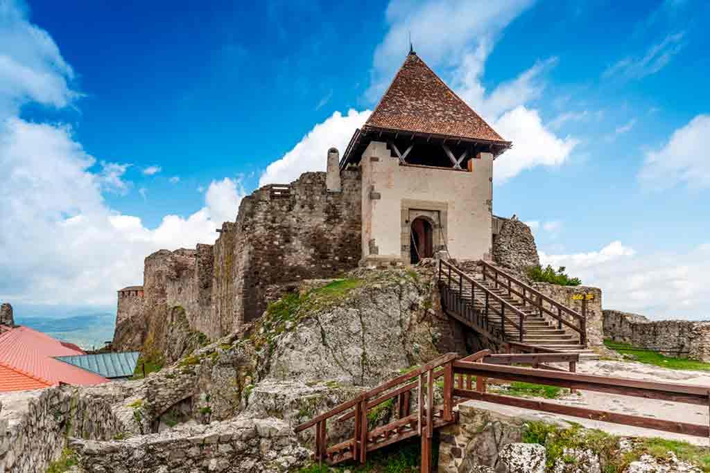 Best Hungarian Castles-Visegrad-Castle