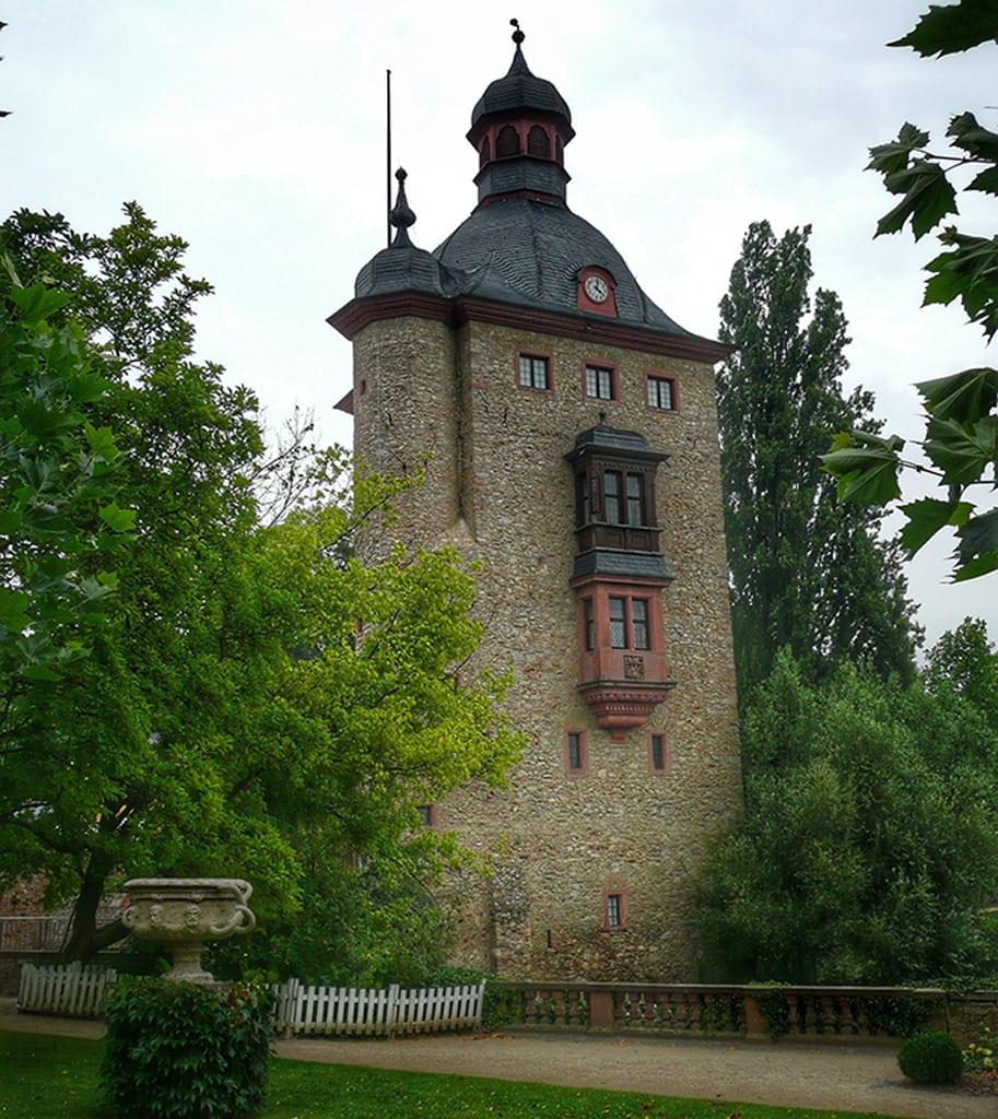 Famous Castles near Frankfurt-Vollrads Castle