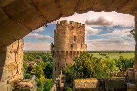 Best castles near London-Warwick-Castle