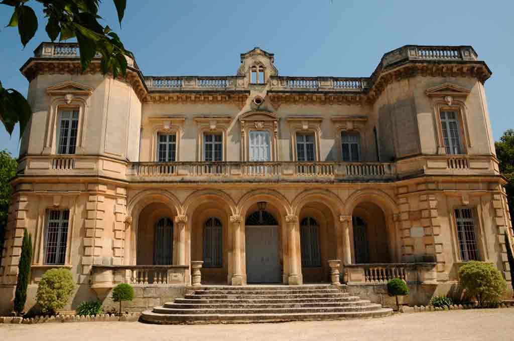 Southern French Castles-Le-Château-de-Montauban