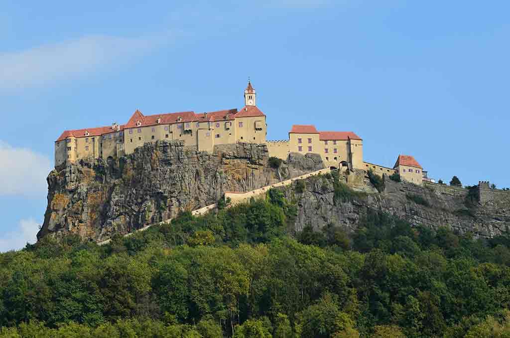 Best Austrian Castles-Riegersburg-Castle
