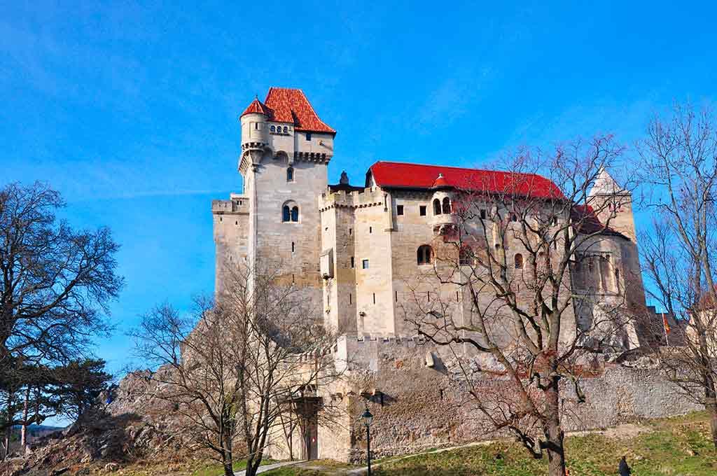 Best Austrian Castles-Burg-Vichtenstein