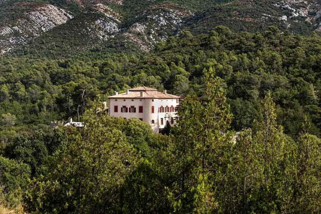 Best Southern French Castles-Château-of-Vauvenargues