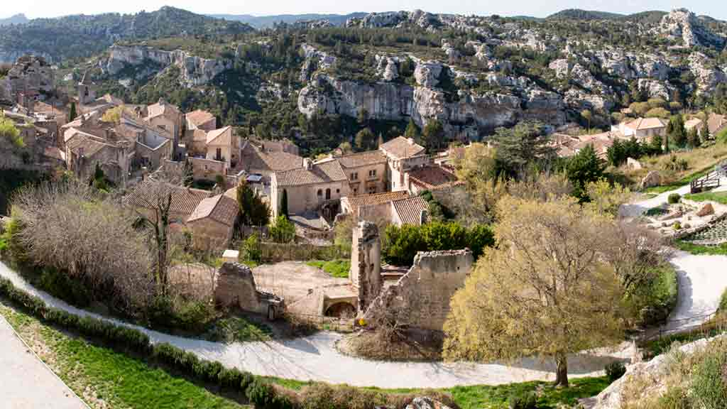 Best castles in Southern France-Château-des-Baux-de-Provence