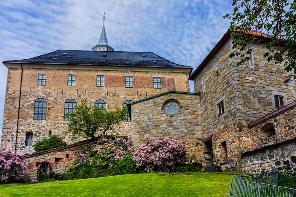 Castles in Norway-Akershus-Castle