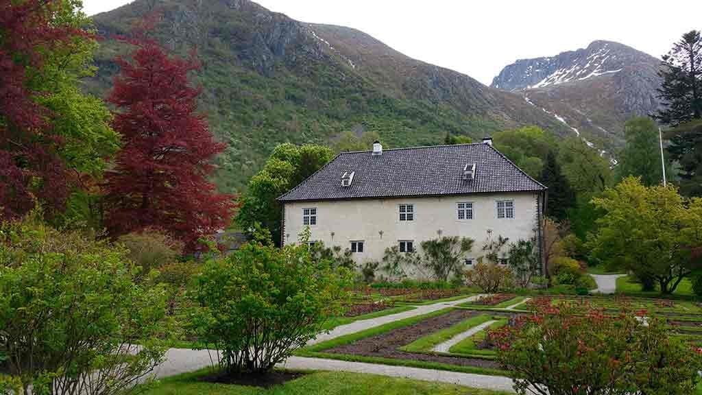 Best castles in Norway-Barony-Rosendal