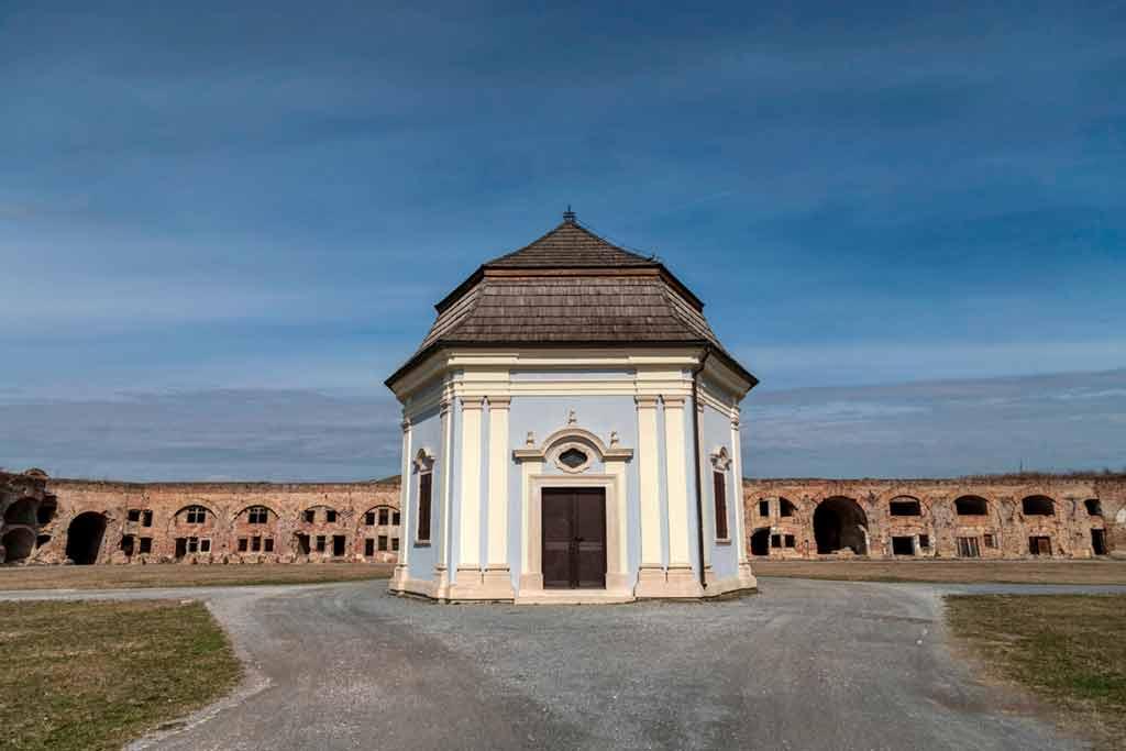 Croatian Castles-Brod-Fortress