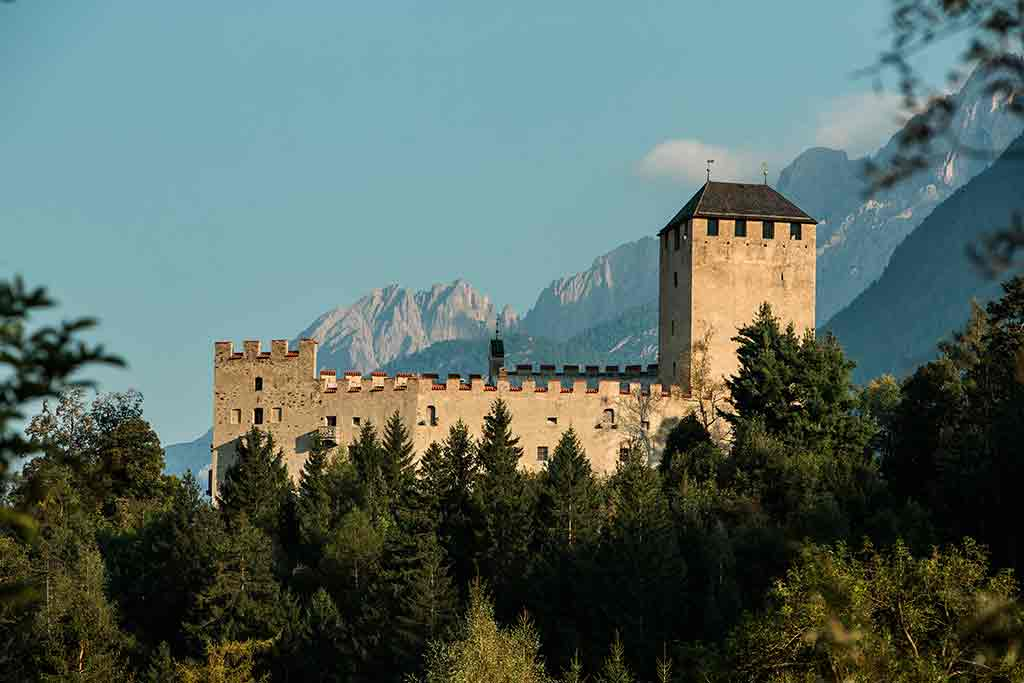 Best castles in Austria-Burg-Bruck