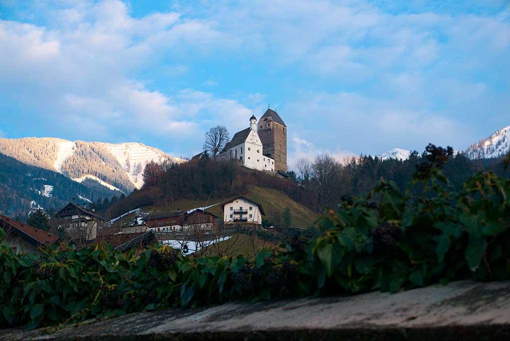 Famous Castles in Austria-Burg-Freundsberg