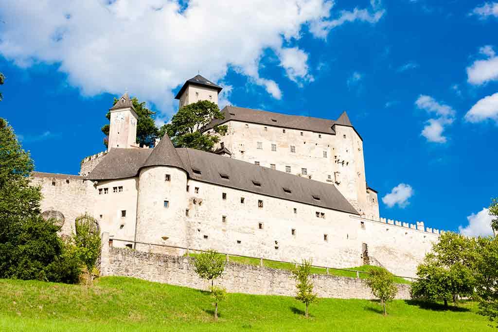 Austrian Castles-Burg-Rappottenstein