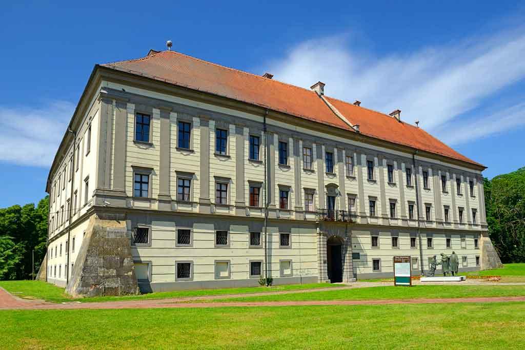 Best Croatian Castles-Čakovec-Castle