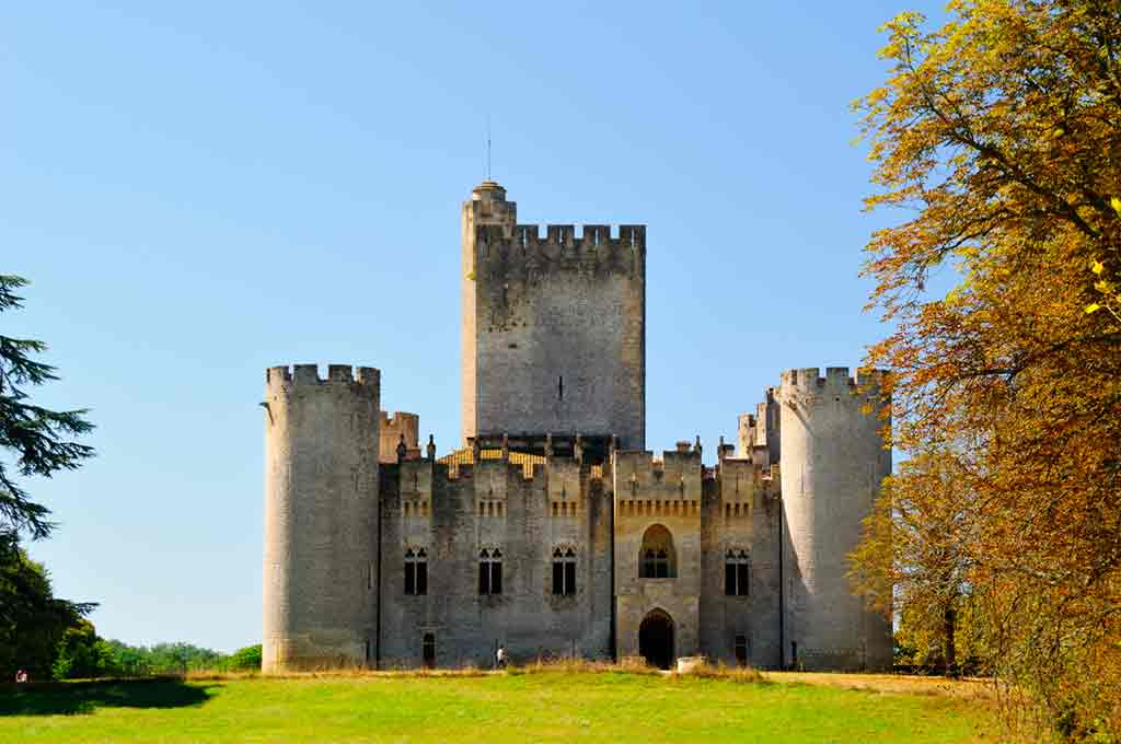 Castles in Southern France-Castle-Roquetaillade