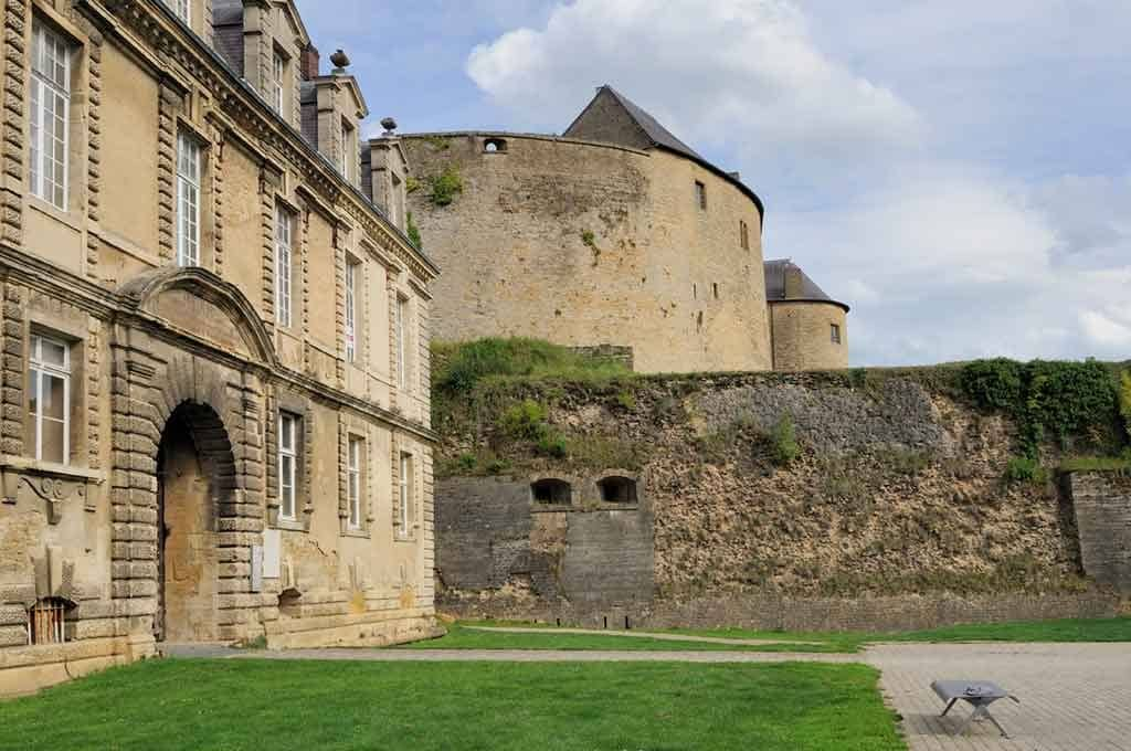 Best castles in Northern France-Castle-of-Sedan
