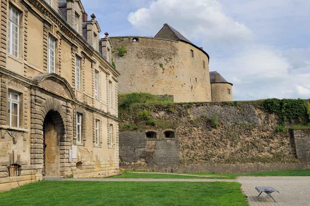 Best castles in Northern France-Castle-of-Sedan