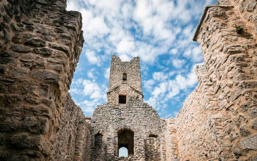 Famous Castles in Croatia-Cetin-Castle