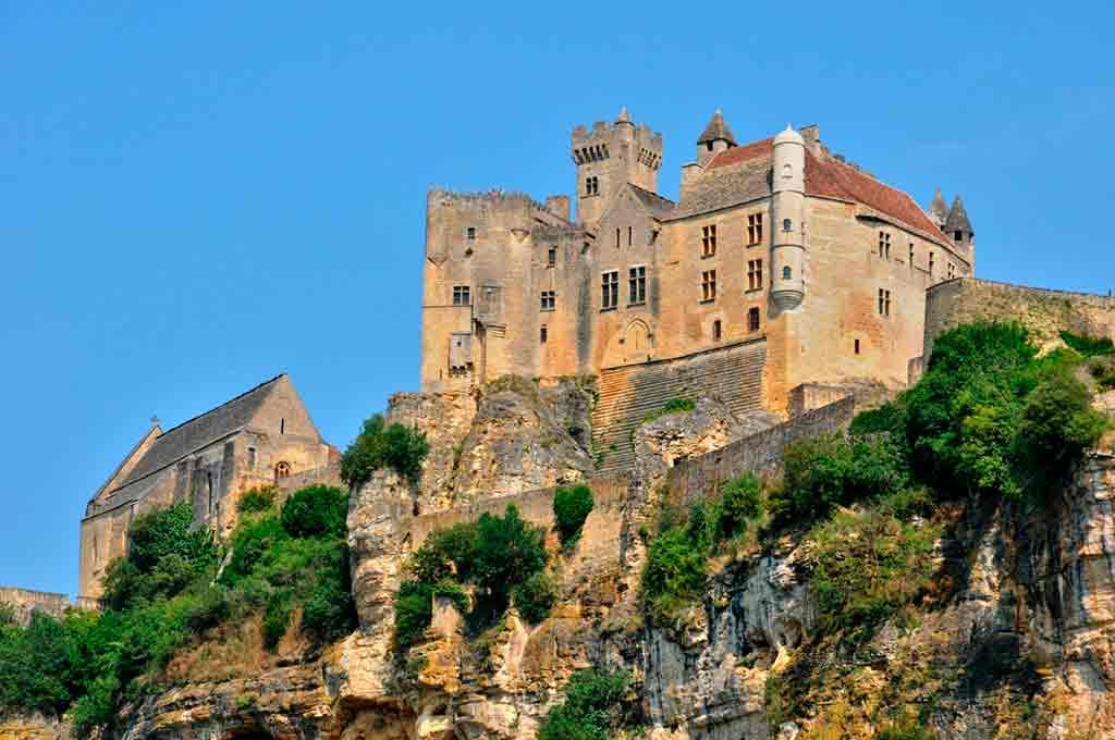 Southern French Castles-Château-de-Beynac