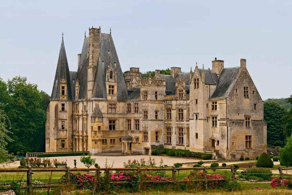 Castles in Northern France-Castles in Northern France