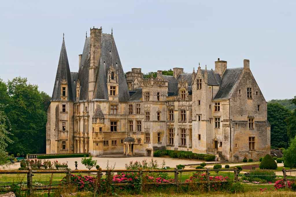 Castles in Northern France-Castles in Northern France