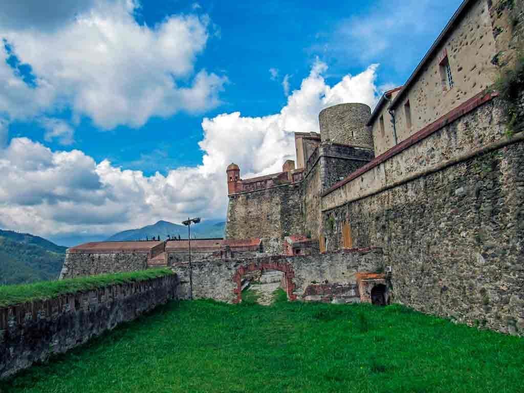 Best Southern French Castles-Château-de-Lagarde