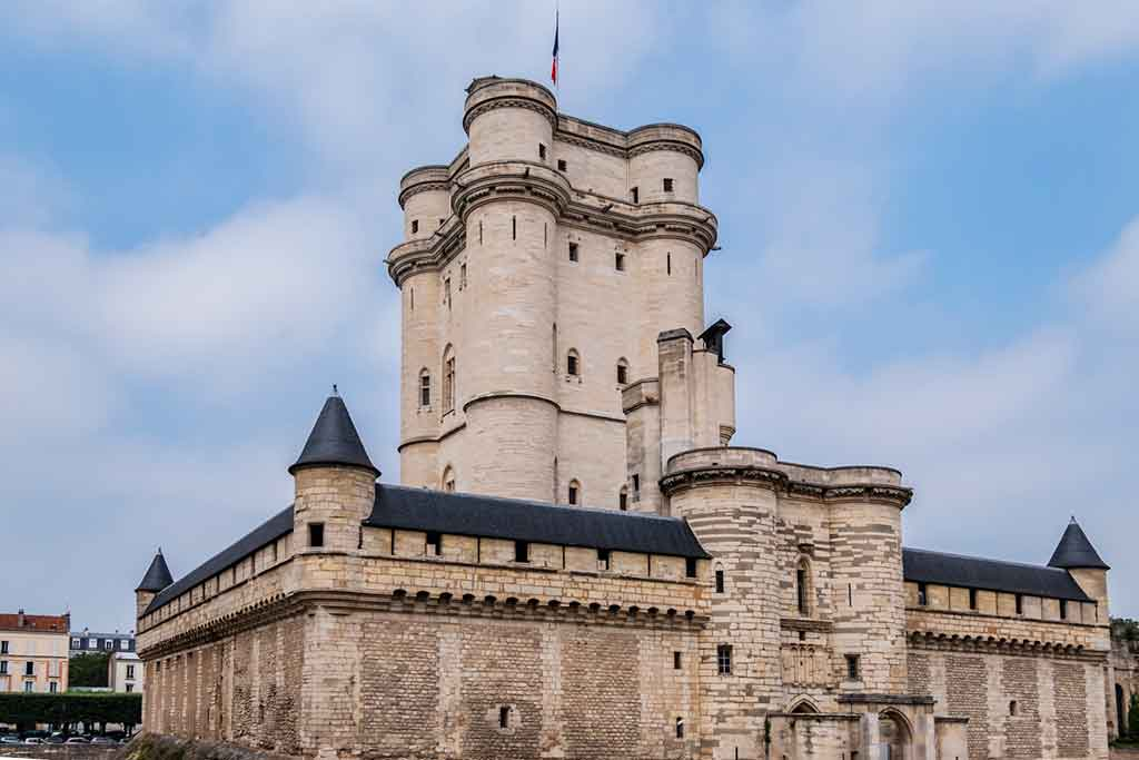 Best Northern French Castles-Chateau of Vincennes