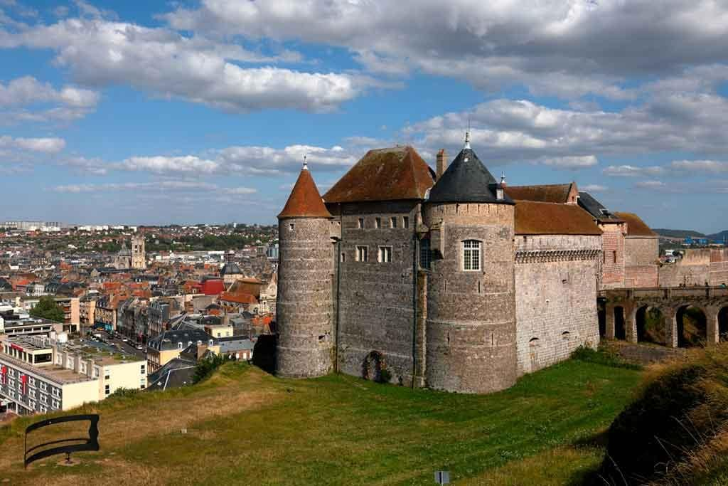 Best castles in Northern France-Chateau-Musee-de-Dieppe