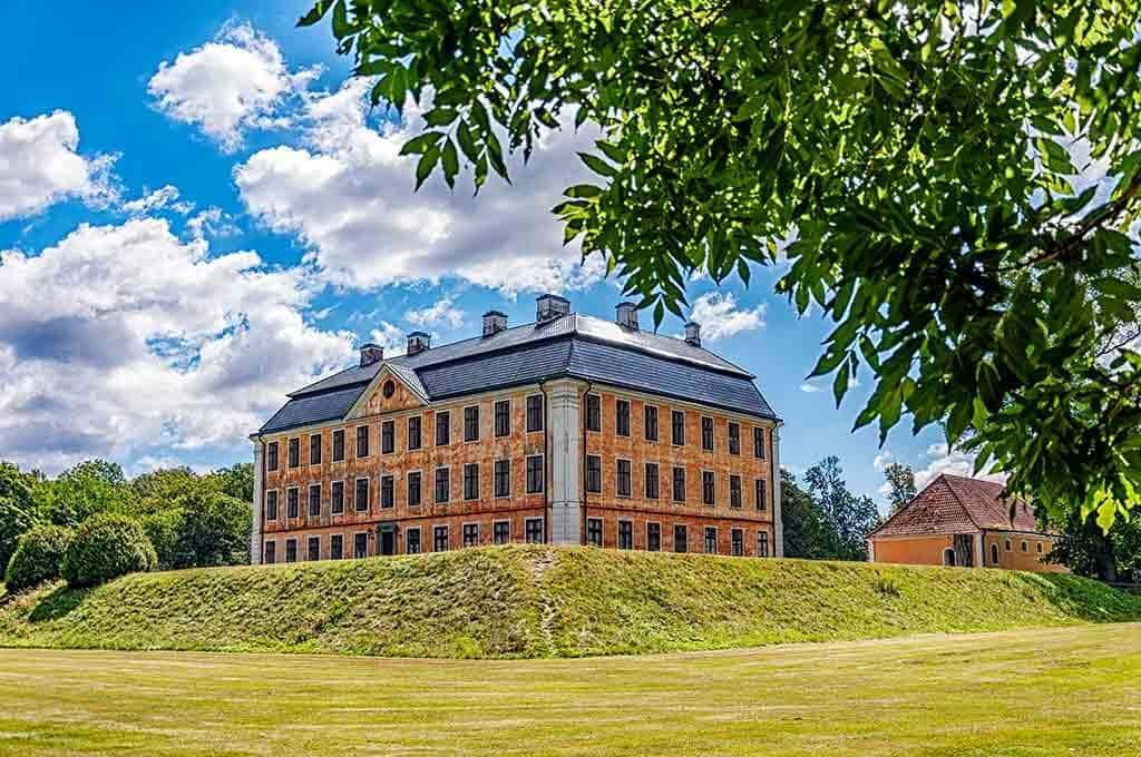 Swiss Castles-Christinehof-castle