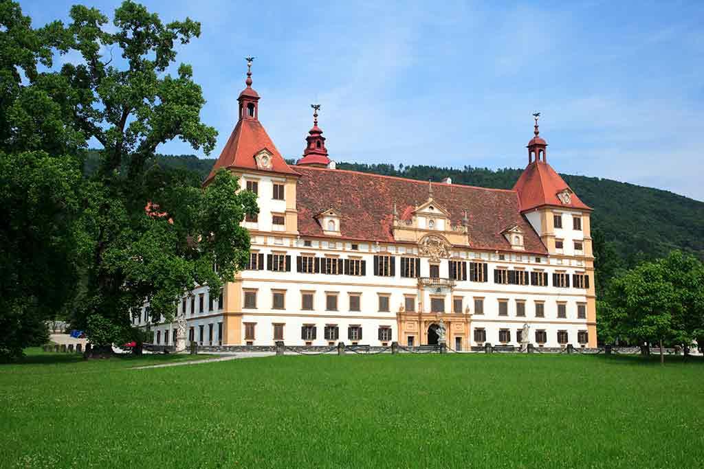 Best castles in Austria-Eggenberg-Palace