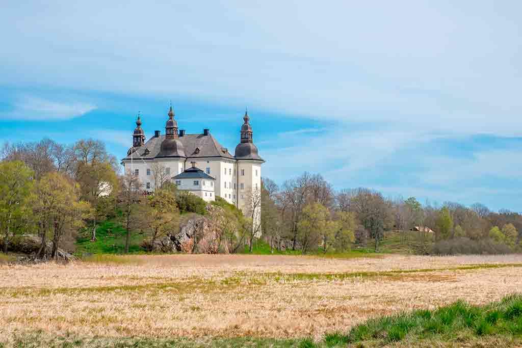 Famous Castles in Sweden-Ekenas-castle