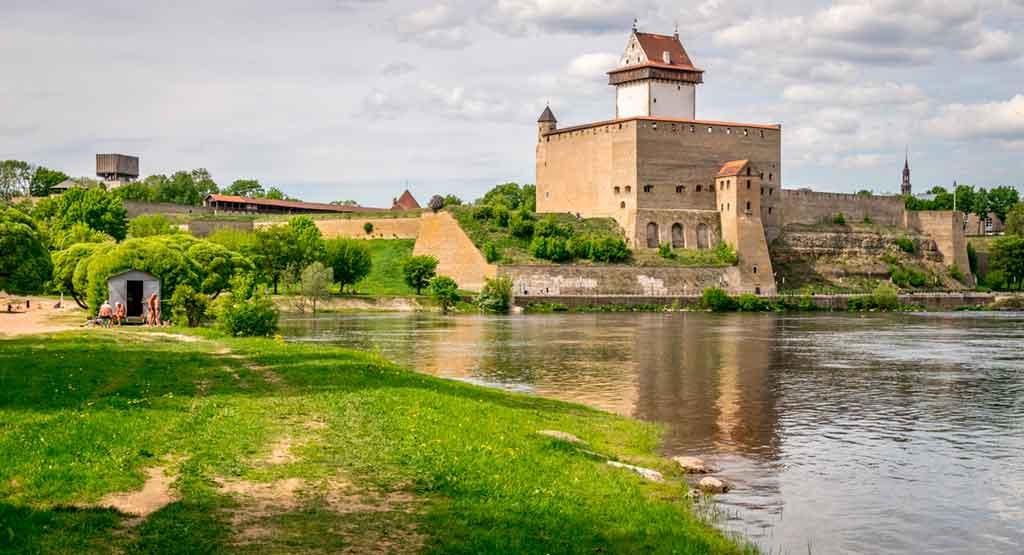 Best Estonian Castles-Hermann-Castle