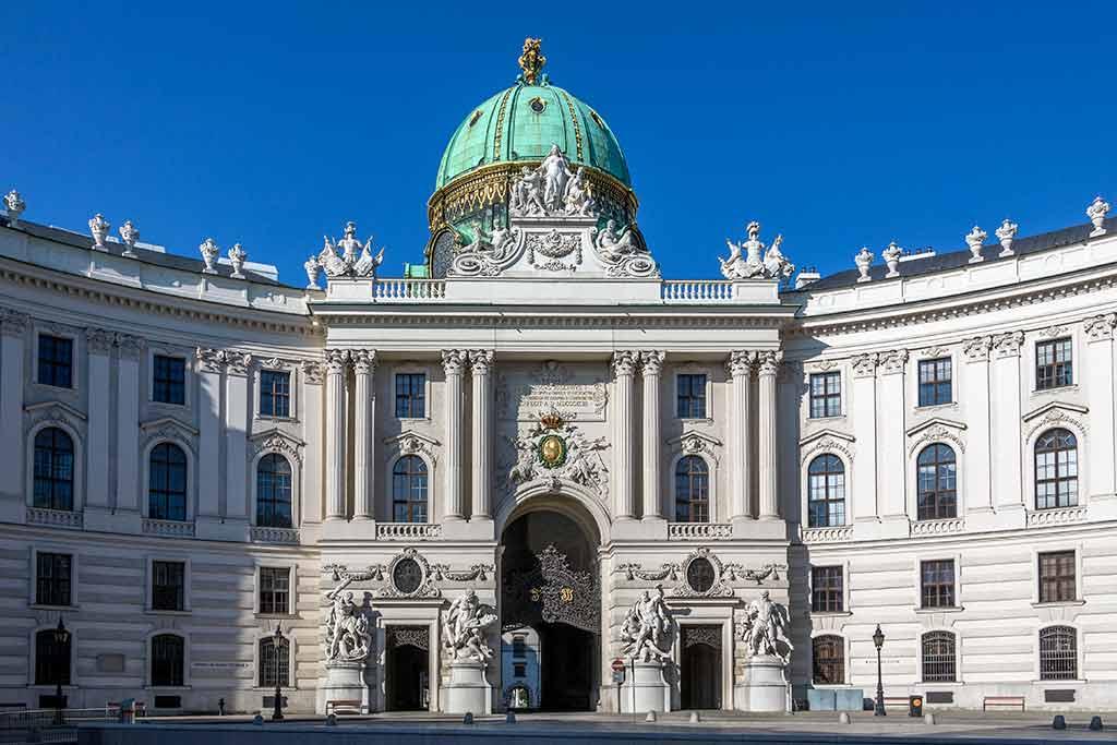 Famous Castles in Austria-Hofburg