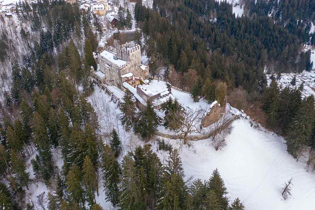 Best castles in Austria-Itter-Castle