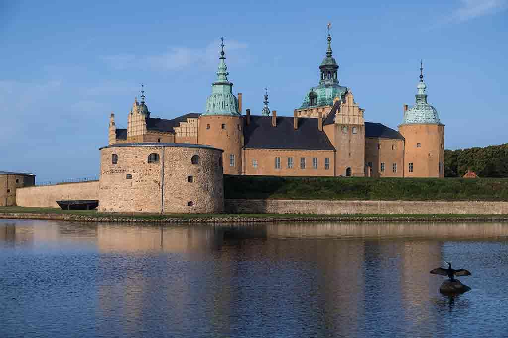 Famous Castles in Sweden-Kalmar-Castle