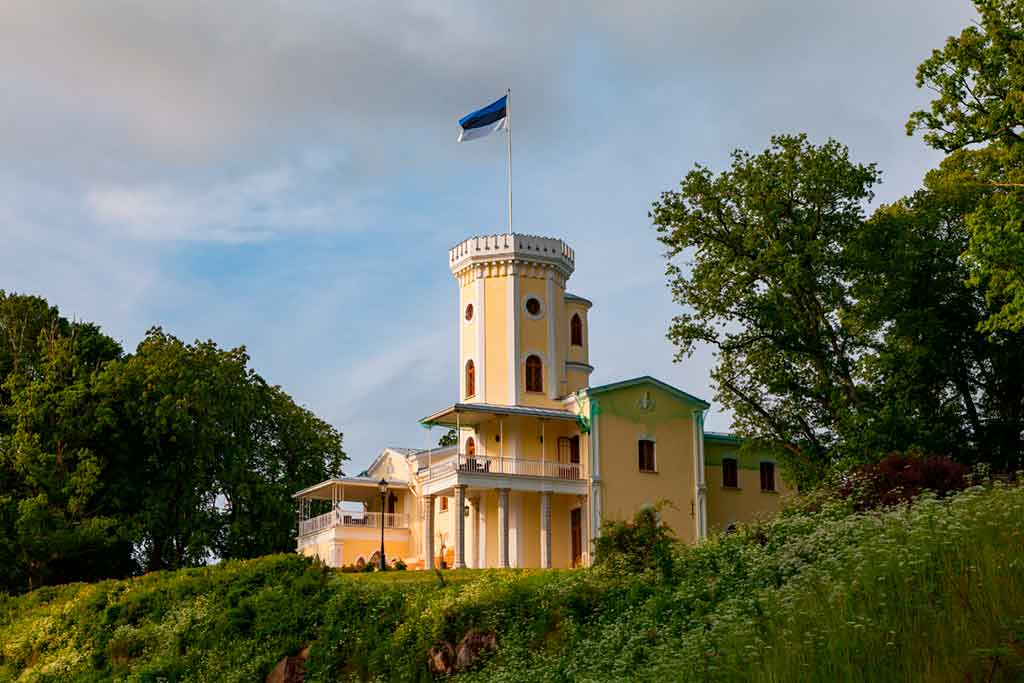 Estonian Castles-Keila-Castle