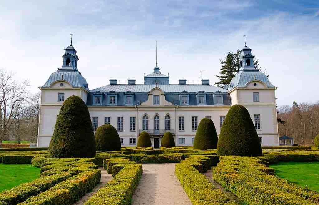 Castles in Sweden-Kronovalls-castle