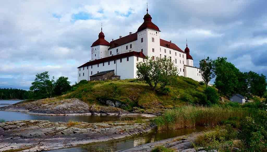 Best castles in Sweden-Lacko-castle
