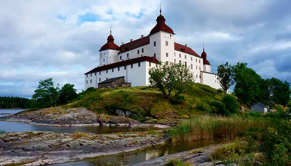 Best castles in Sweden-Lacko-castle