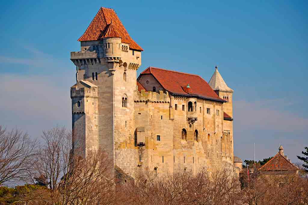 Best castles in Austria-Liechtenstein-Castle-