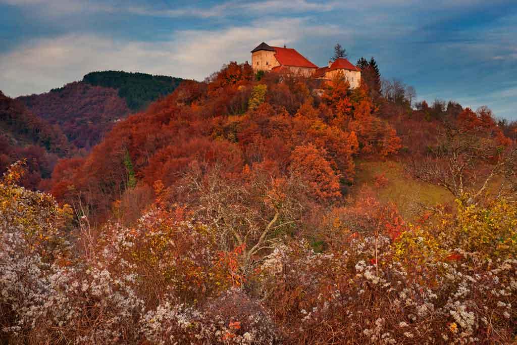 Best Croatian Castles-ORŠIĆ-CASTLE