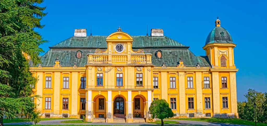 Best castles in Croatia-PEJAČEVIĆ-CASTLE