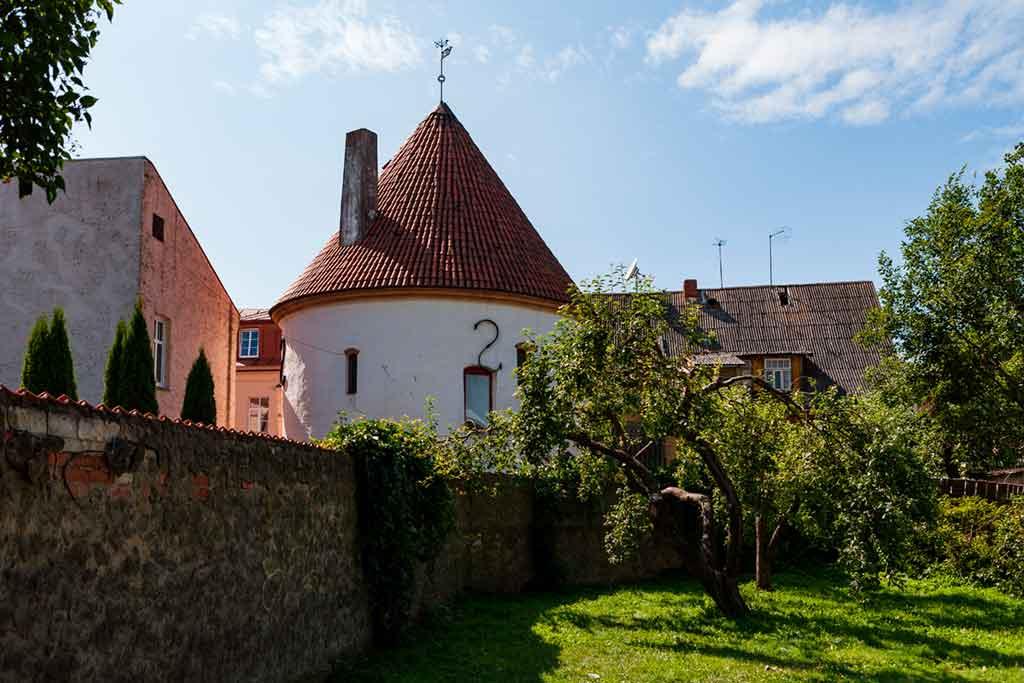 Estonian Castles-Pärnu-Castle
