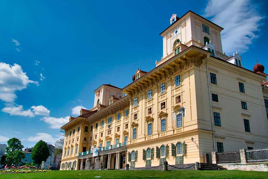 Austrian Castles-Schloss-Esterházy