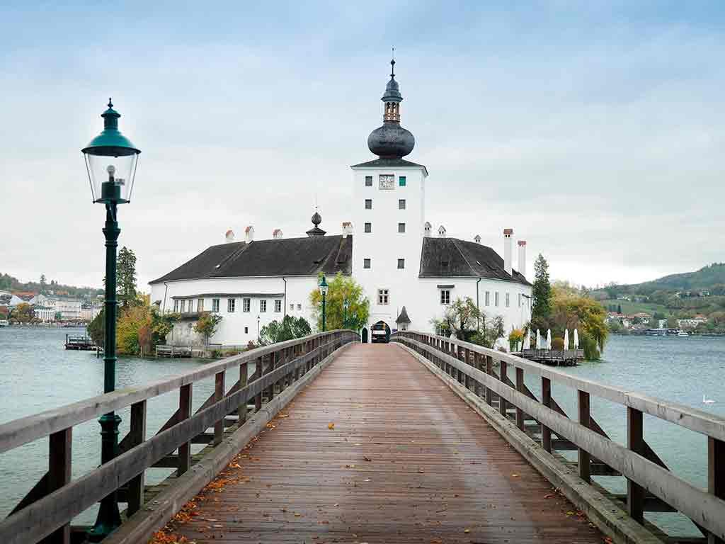 Castles in Austria-Schloss-Ort