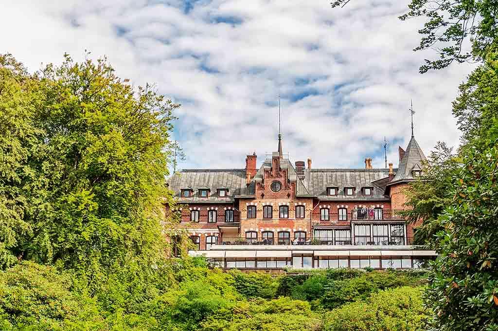 Castles in Sweden-Sofiero-Castle