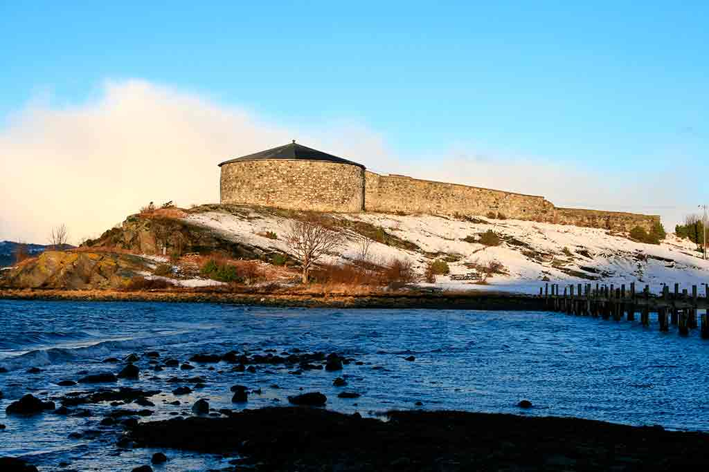 Best castles in Norway-Steinvikholm-Castle