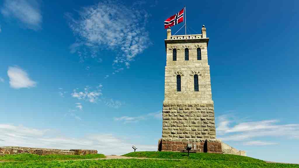 Best Norwegian Castles-Tønsberg-Fortress