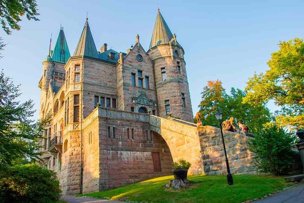 Best castles in Sweden-Teleborg-Castle