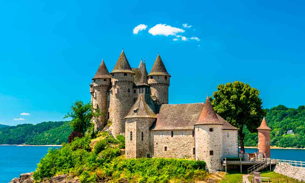 Best Southern French Castles-The-Castle-of-Val