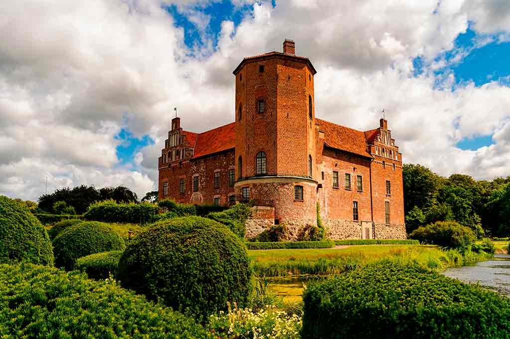 Famous Castles in Sweden-Torup-castle