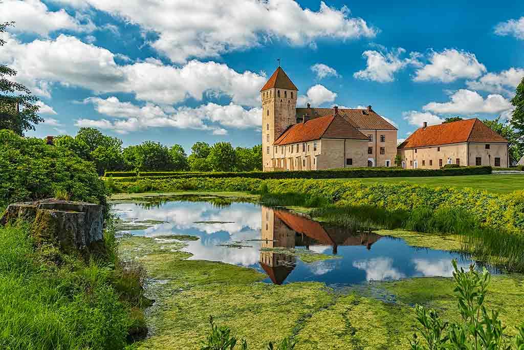 Best Swiss Castles-Tosterup-medieval-castle